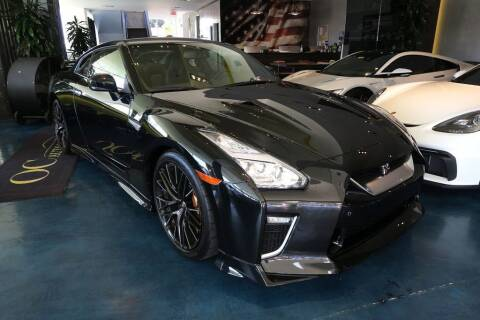 2020 Nissan GT-R for sale at OC Autosource in Costa Mesa CA