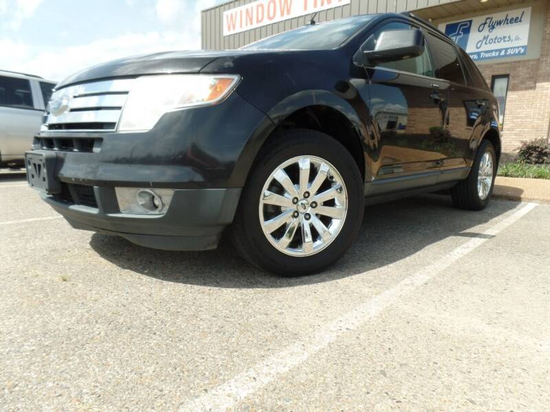 2010 Ford Edge for sale at Flywheel Motors, llc. in Olive Branch MS