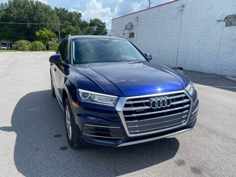 2018 Audi Q5 for sale at LUXURY AUTO MALL in Tampa FL