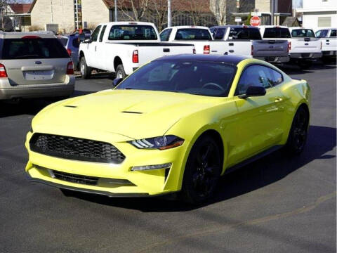 2021 Ford Mustang for sale at Moser Motors Of Portland in Portland IN