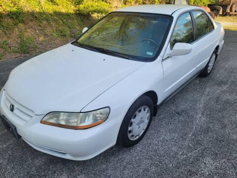 2002 Honda Accord for sale at BHT Motors LLC in Imperial MO