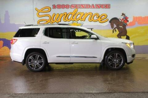2017 GMC Acadia for sale at Sundance Chevrolet in Grand Ledge MI
