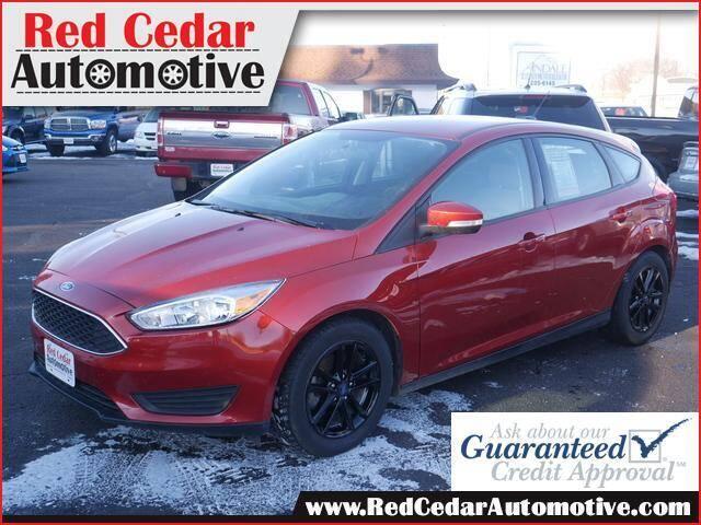 2018 Ford Focus for sale at Red Cedar Automotive in Menomonie WI