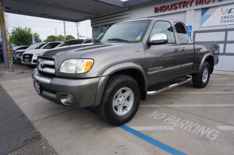 2003 Toyota Tundra for sale at Industry Motors in Sacramento CA