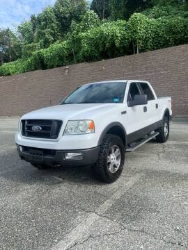 2005 Ford F-150 for sale at ARS Affordable Auto in Norristown PA