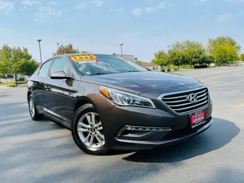 2015 Hyundai Sonata for sale at Bargain Auto Sales LLC in Garden City ID