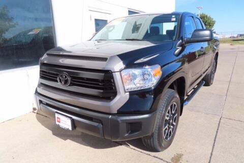2016 Toyota Tundra for sale at HILAND TOYOTA in Moline IL