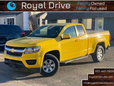 2015 Chevrolet Colorado for sale at Royal Drive in Newport MN
