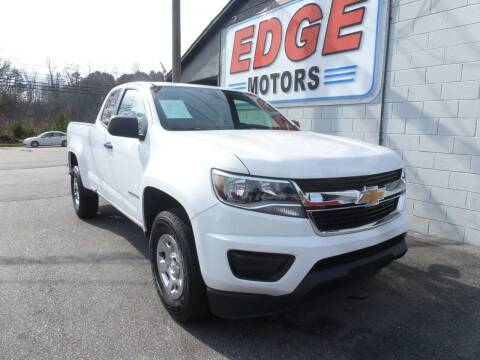 2017 Chevrolet Colorado for sale at Edge Motors in Mooresville NC