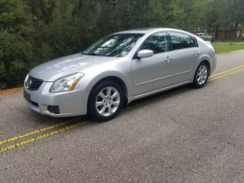 2007 Nissan Maxima for sale at J & J Auto Brokers in Slidell LA