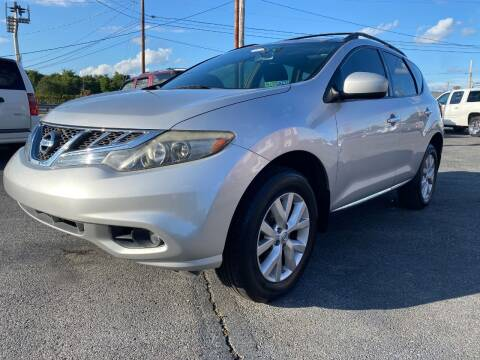 2012 Nissan Murano for sale at Clear Choice Auto Sales in Mechanicsburg PA