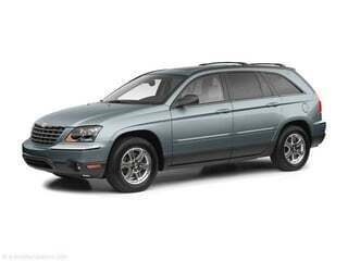 2005 Chrysler Pacifica for sale at Herman Jenkins Used Cars in Union City TN