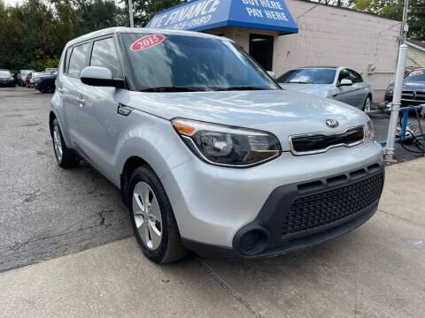 2015 Kia Soul for sale at Great Lakes Auto House in Midlothian IL