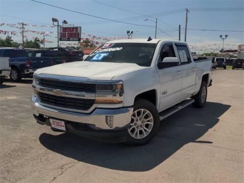 2018 Chevrolet Silverado 1500 for sale at Auto Bankruptcy Loans in Chickasha OK