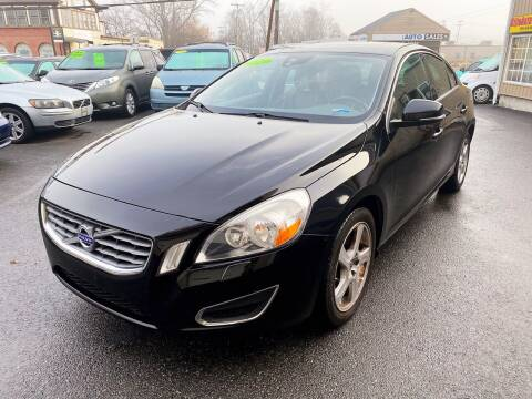 2013 Volvo S60 for sale at Dijie Auto Sale and Service Co. in Johnston RI