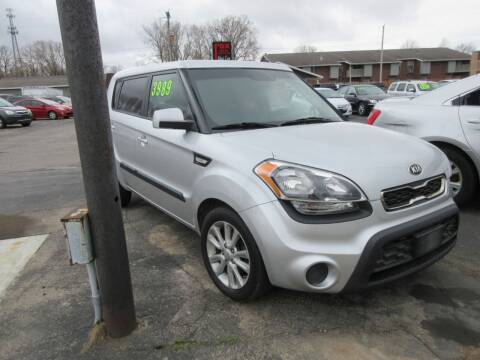 2013 Kia Soul for sale at Fox River Motors, Inc in Green Bay WI
