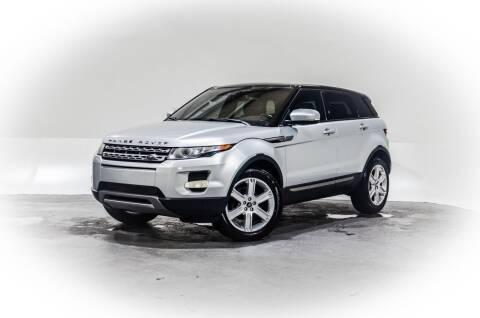 2013 Land Rover Range Rover Evoque for sale at CarXoom in Marietta GA