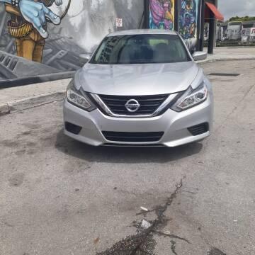 2017 Nissan Altima for sale at Rosa's Auto Sales in Miami FL