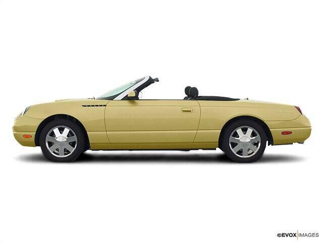 2002 Ford Thunderbird for sale at Jo-Dan Motors - Buick GMC in Moosic PA