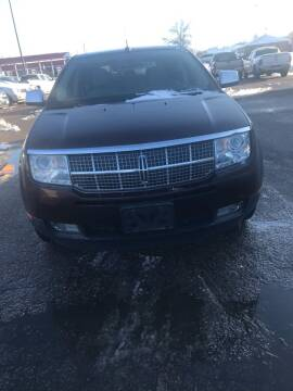 2009 Lincoln MKX for sale at El Rancho Auto Sales in Marshall MN