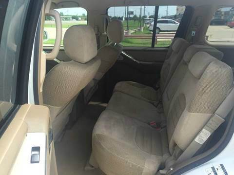 2007 Nissan Pathfinder LE 4dr SUV - Fort Worth TX
