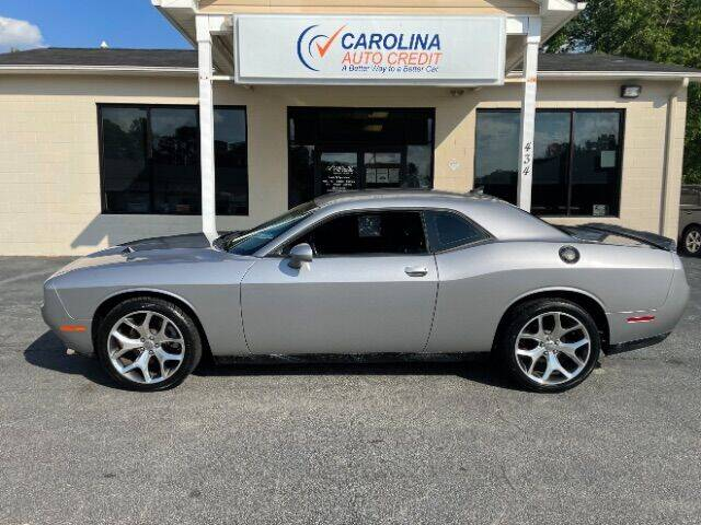 2015 Dodge Challenger for sale at Carolina Auto Credit in Youngsville NC