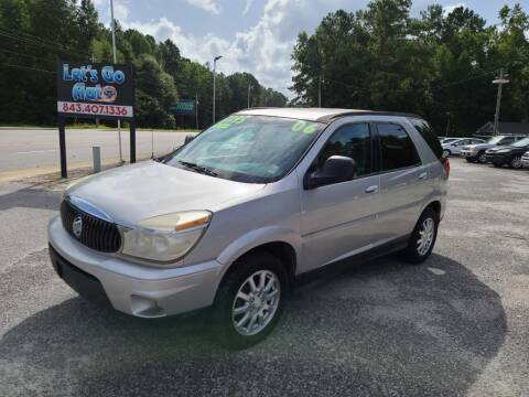2006 Buick Rendezvous for sale at Let's Go Auto in Florence SC