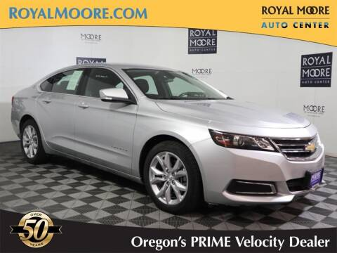 2016 Chevrolet Impala for sale at Royal Moore Custom Finance in Hillsboro OR