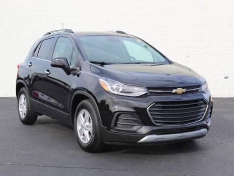 2020 Chevrolet Trax for sale at Ed Koehn Chevrolet in Rockford MI