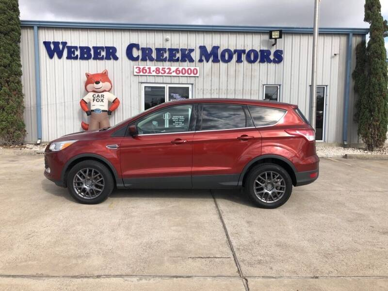 2014 Ford Escape for sale at Weber Creek Motors in Corpus Christi TX