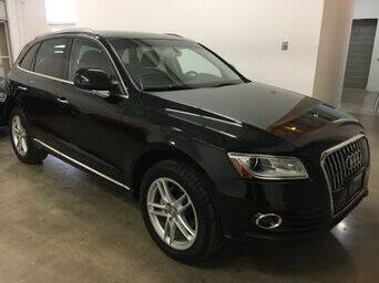 2015 Audi Q5 for sale at CHAGRIN VALLEY AUTO BROKERS INC in Cleveland OH