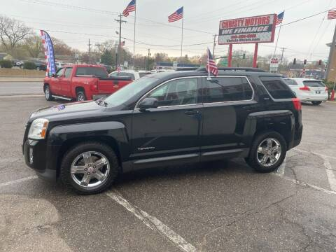2013 GMC Terrain for sale at Christy Motors in Crystal MN