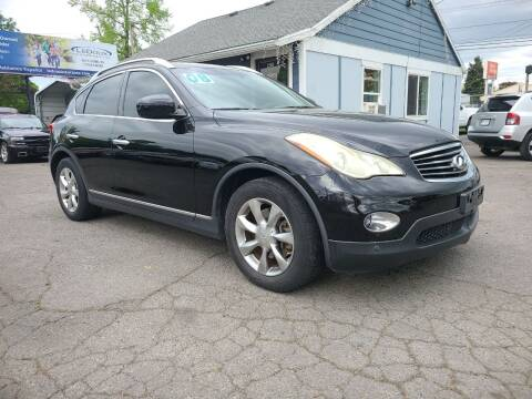 2008 Infiniti EX35 for sale at Universal Auto Sales in Salem OR