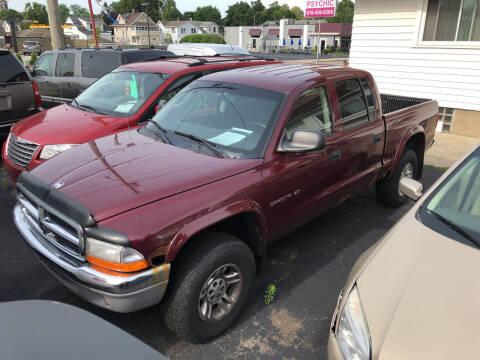 2001 Dodge Dakota for sale at Holiday Auto Sales in Grand Rapids MI