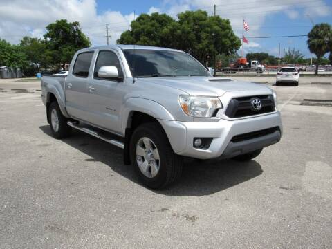 2012 Toyota Tacoma for sale at United Auto Center in Davie FL