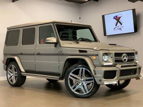 2002 Mercedes-Benz G-Class for sale at TX Auto Group in Houston TX