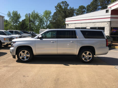 2015 Chevrolet Suburban for sale at Northwood Auto Sales in Northport AL