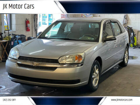 2004 Chevrolet Malibu Maxx for sale at JK Motor Cars in Pittsburgh PA