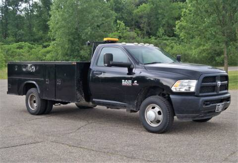 2013 RAM Ram Chassis 3500 for sale at KA Commercial Trucks, LLC in Dassel MN