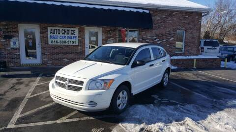 2008 Dodge Caliber for sale at Auto Choice in Belton MO