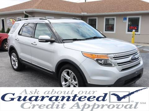 2015 Ford Explorer for sale at Universal Auto Sales in Plant City FL