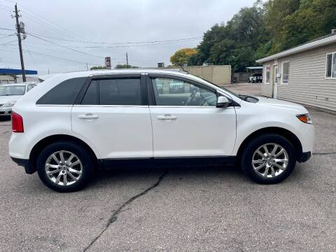 2012 Ford Edge for sale at Iowa Auto Sales, Inc in Sioux City IA