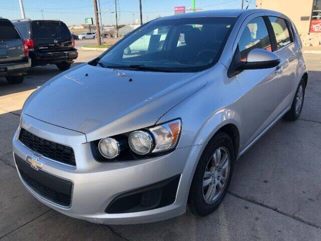 2014 Chevrolet Sonic for sale at Auto Limits in Irving TX