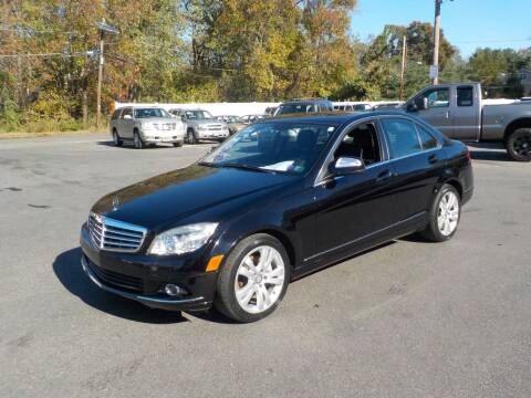 2009 Mercedes-Benz C-Class for sale at United Auto Land in Woodbury NJ