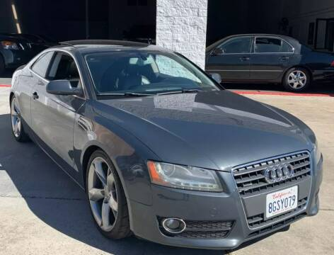 2011 Audi A5 for sale at Fortis Auto Group in Las Vegas NV