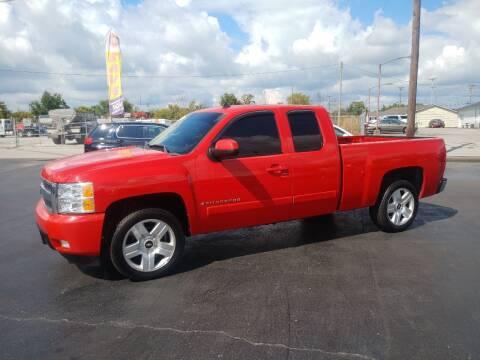 2008 Chevrolet Silverado 1500 for sale at Big Boys Auto Sales in Russellville KY