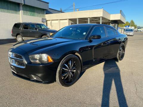 2014 Dodge Charger for sale at Vista Auto Sales in Lakewood WA