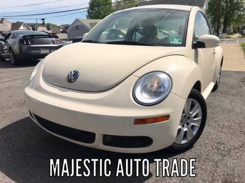 2010 Volkswagen New Beetle for sale at Majestic Auto Trade in Easton PA