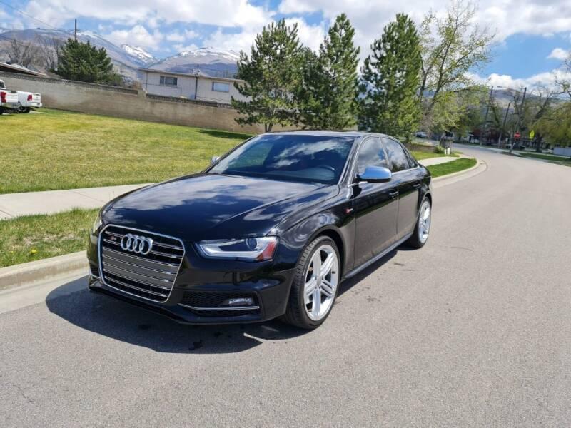 2014 Audi S4 for sale in Bountiful, UT