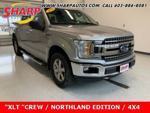 2020 Ford F-150 for sale at Sharp Automotive in Watertown SD